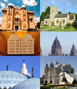 Many Faiths, Many Places of Worship