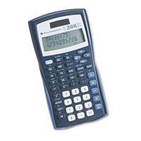 Math TI-30XIIS is a good example of a scientific calculator to use this year!