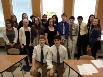 Mock Interview Participants