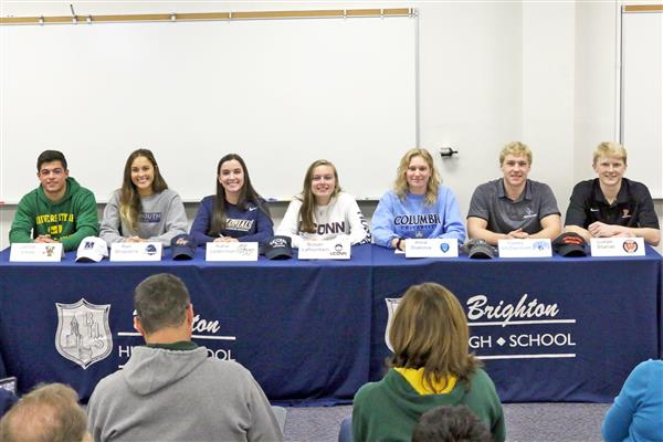 BHS Signing 2019