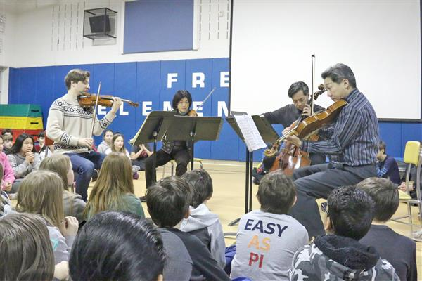Ying Quartet at FRES