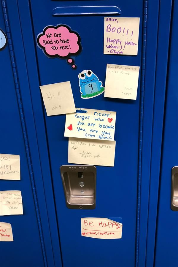 FRES lockers