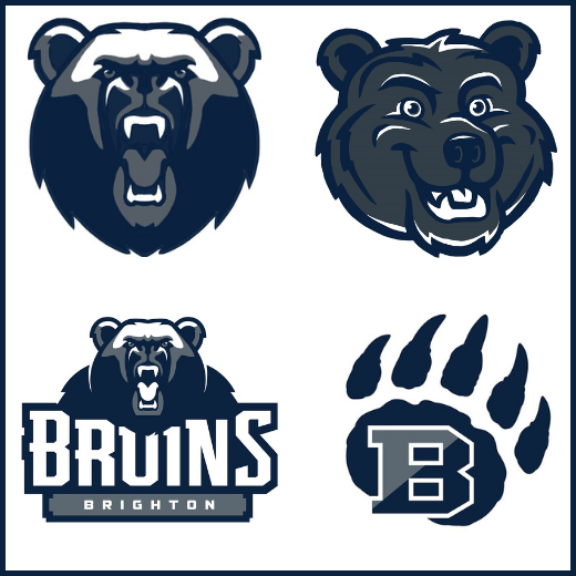 New Bruins logos
